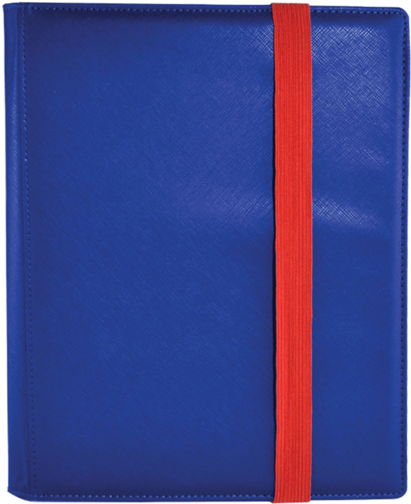 Dex Binder 9: Dark Blue Box Front