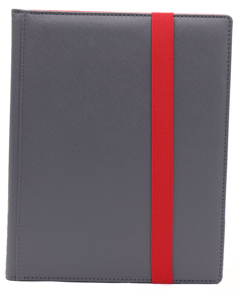 The Dex Binder 9 - Grey Box Front