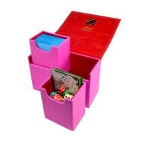 Dualist Deck Box: Pink