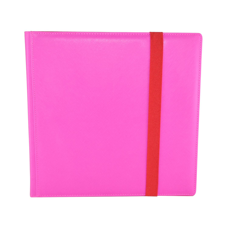 The Dex Zip Binder 12: Pink Game Box