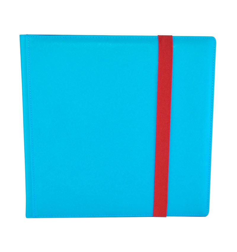 The Dex Zip Binder 12: Blue Game Box