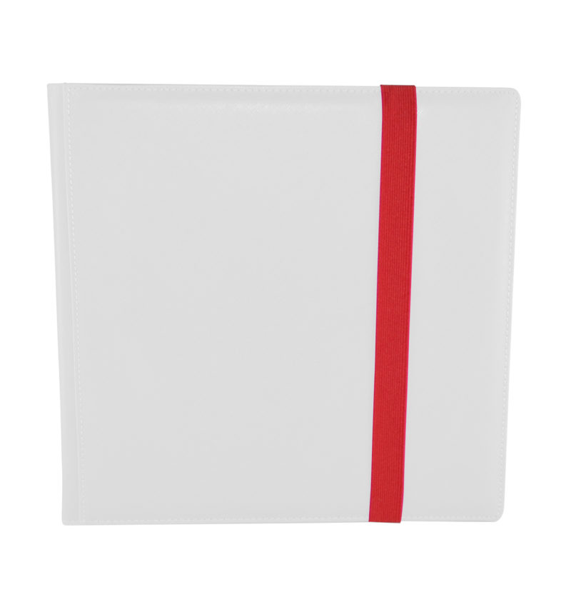 The Dex Zip Binder 12: White Game Box