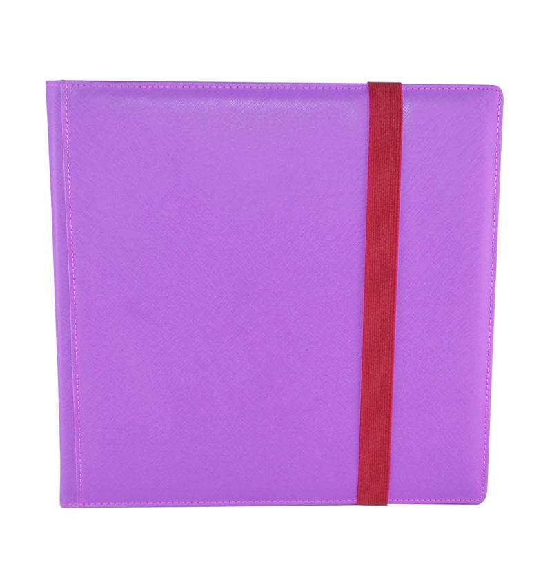 The Dex Zip Binder 12: Purple Game Box
