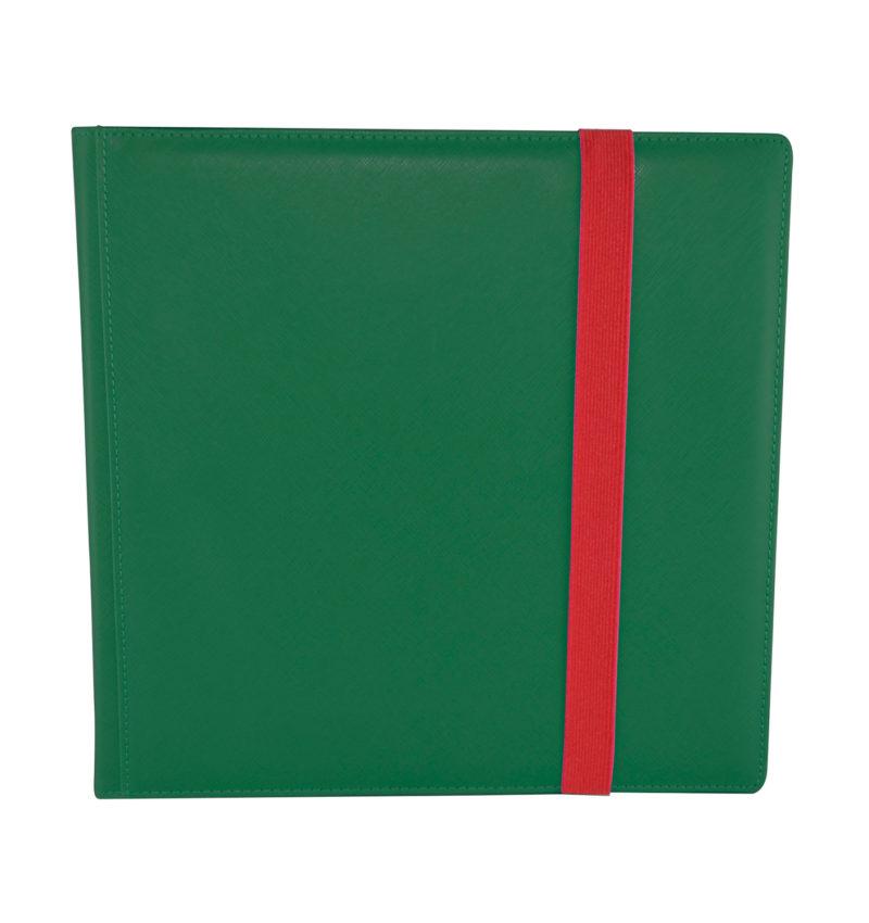 The Dex Zip Binder 12: Green Game Box