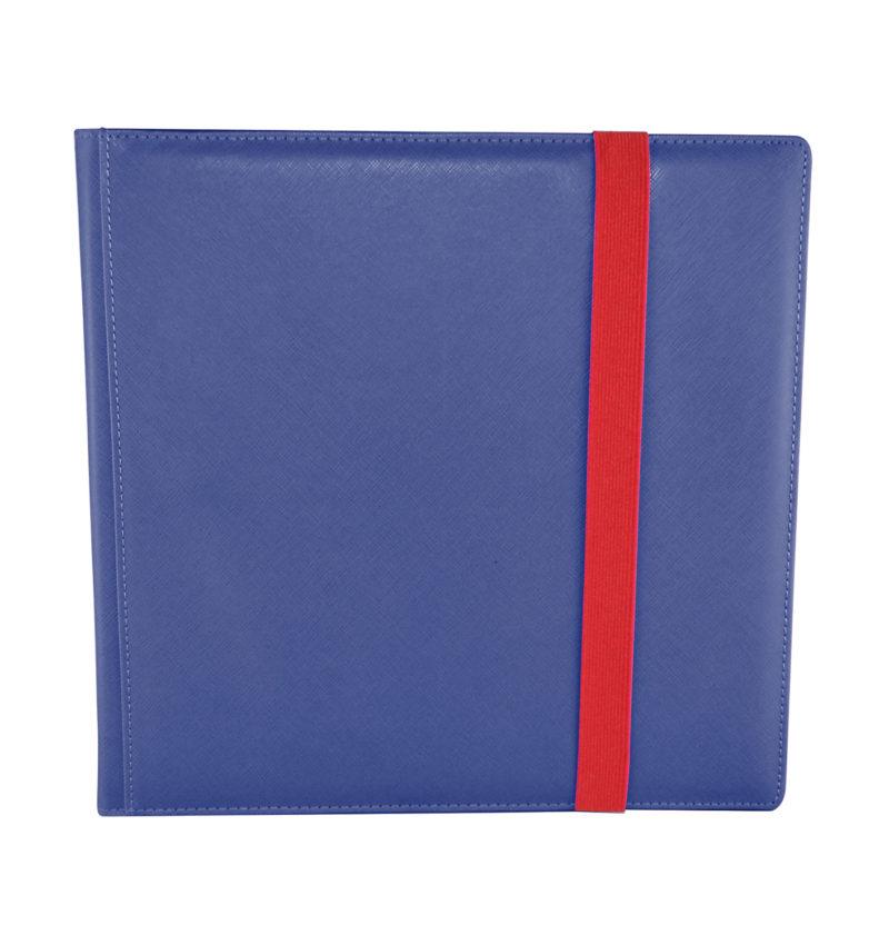 The Dex Zip Binder 12: Dark Blue Game Box