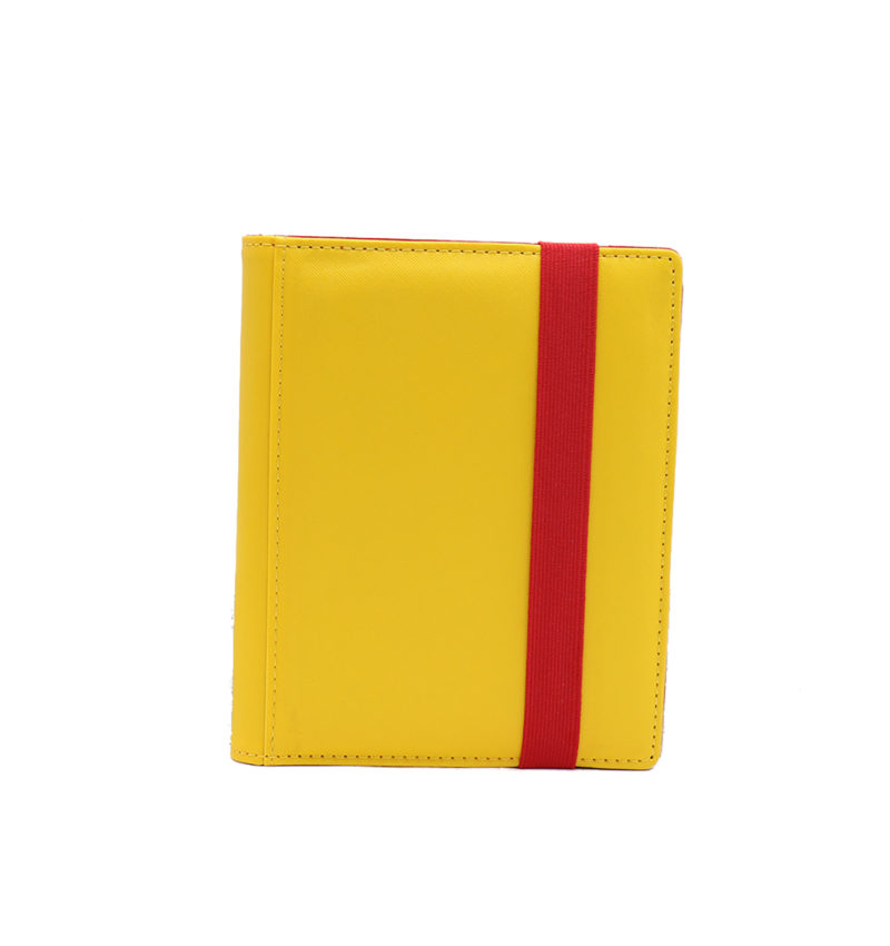 The Dex Zip Binder 4: Yellow Game Box