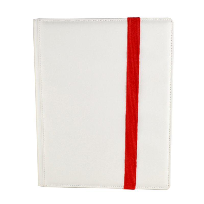 The Dex Zip Binder 9: White Game Box