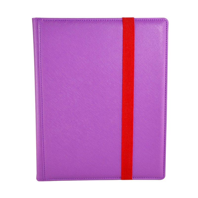 The Dex Zip Binder 9: Purple Game Box
