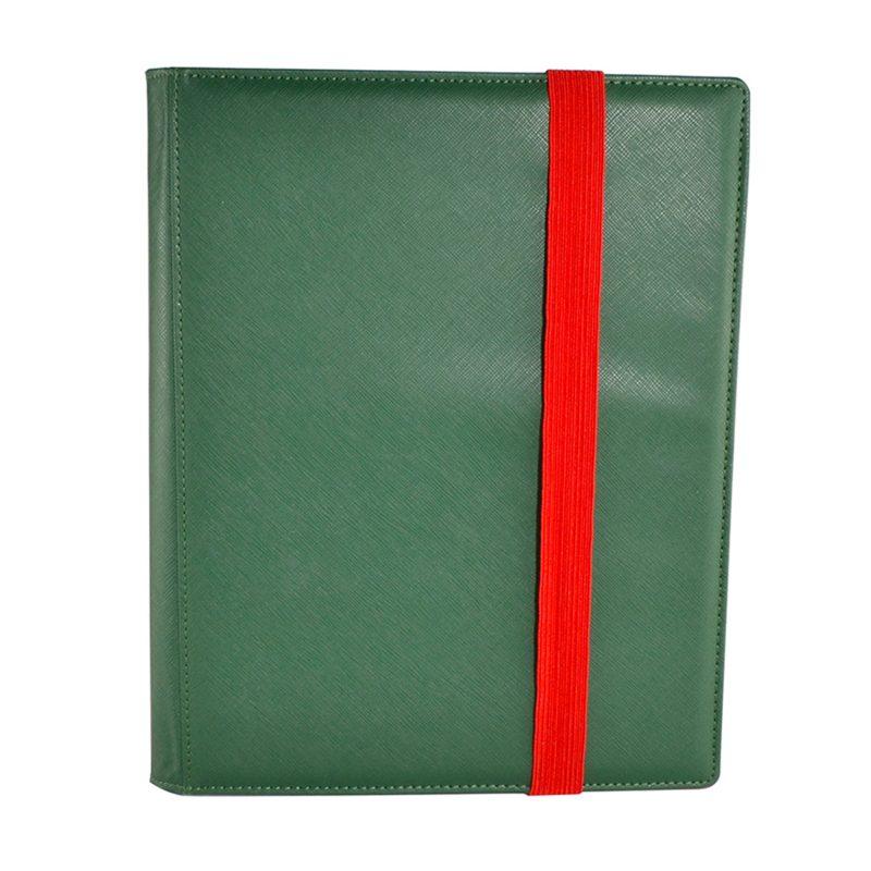 The Dex Zip Binder 9: Green Game Box