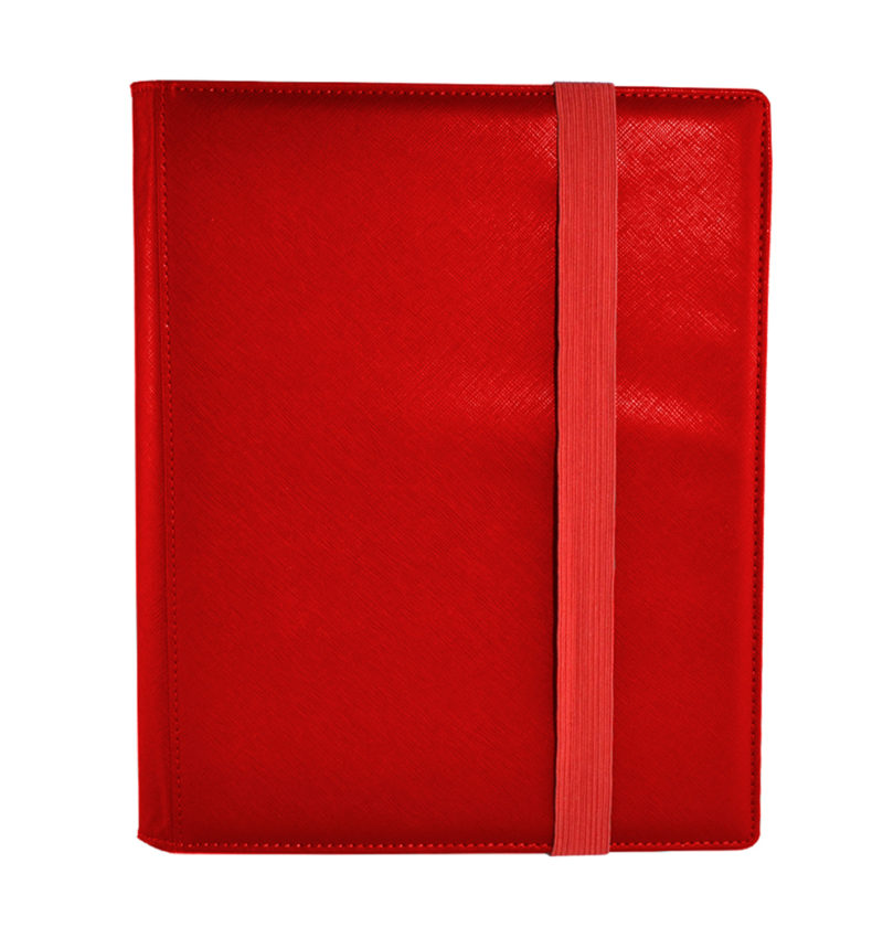 The Dex Zip Binder 9: Red Game Box