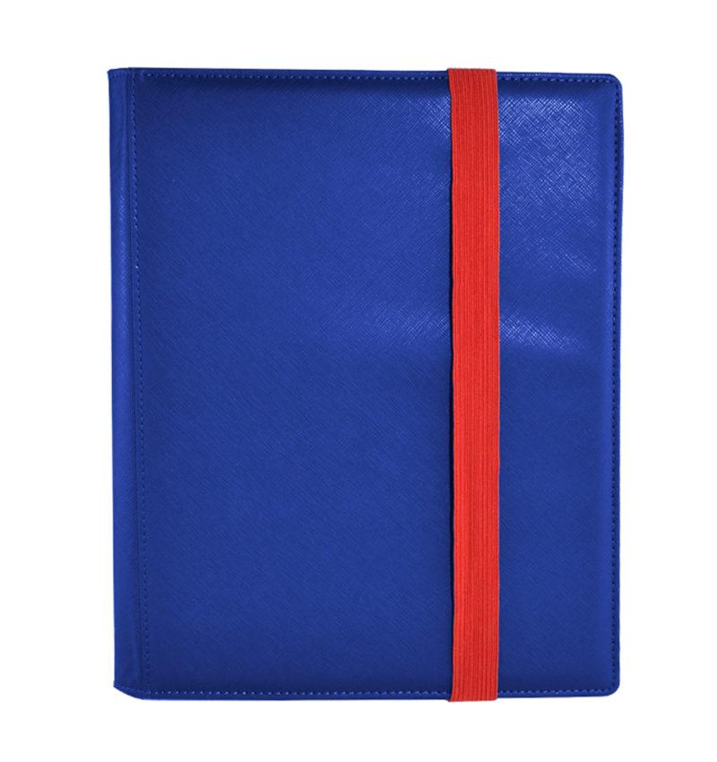 The Dex Zip Binder 9: Dark Blue Game Box