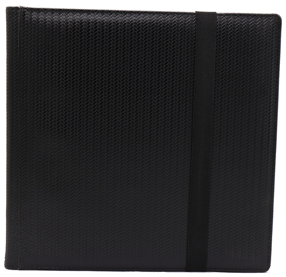 Dex Binder 12 - Black Limited Edition Box Front