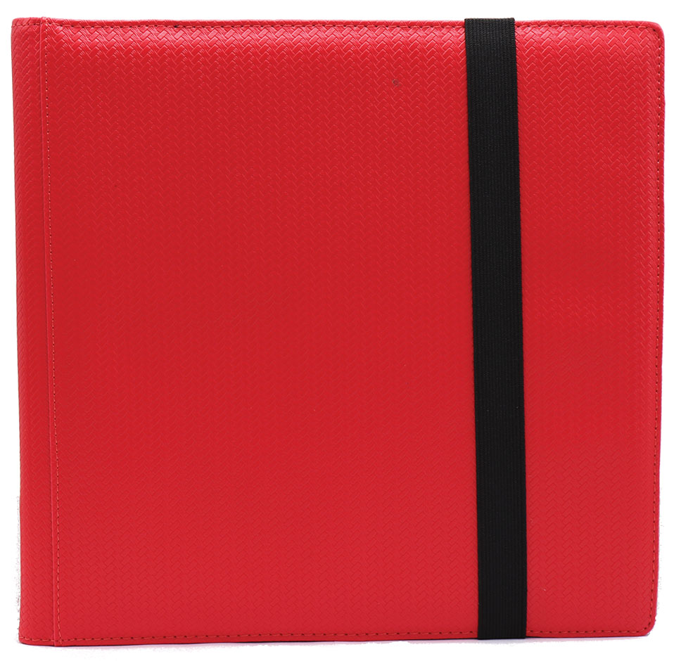 Dex Binder 12 - Red Limited Edition Box Front
