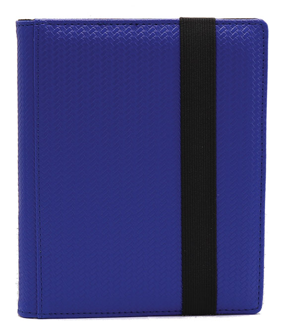 Dex Binder 4 - Blue Limited Edition Box Front