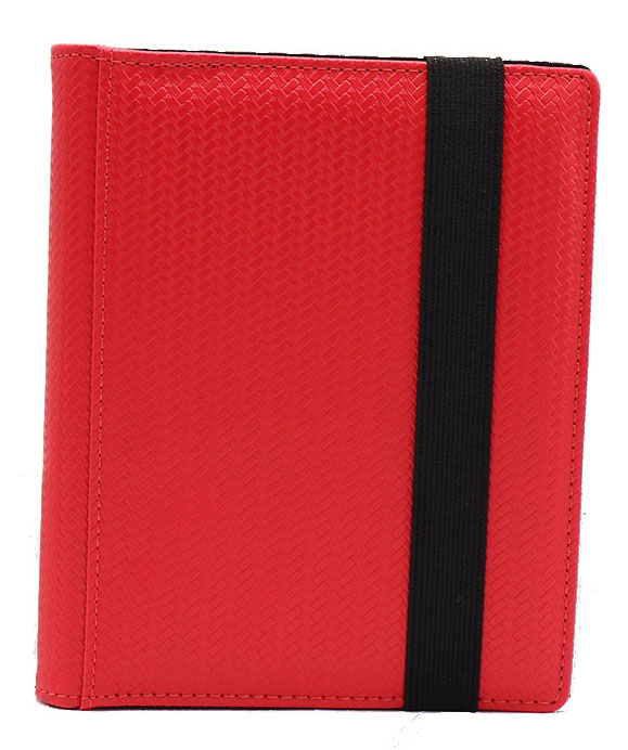 Dex Binder 4 - Red Limited Edition Box Front
