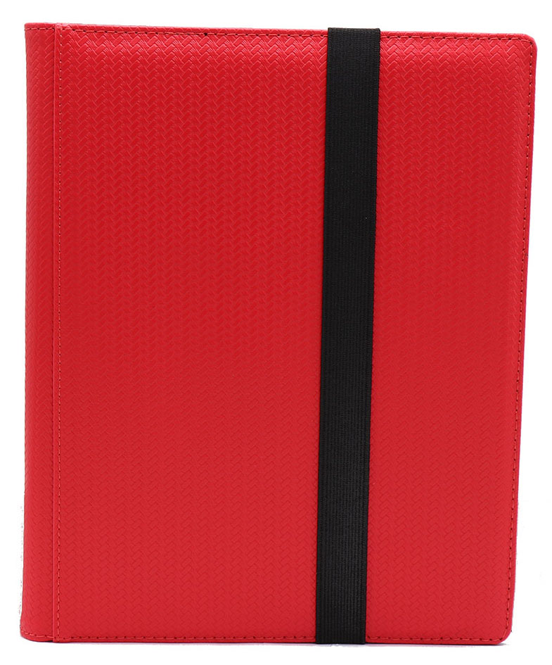 Dex Binder 9 - Red Limited Edition Box Front