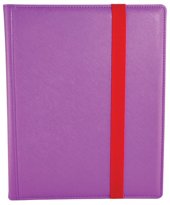 Proline Portfolio 9: Purple Box Front