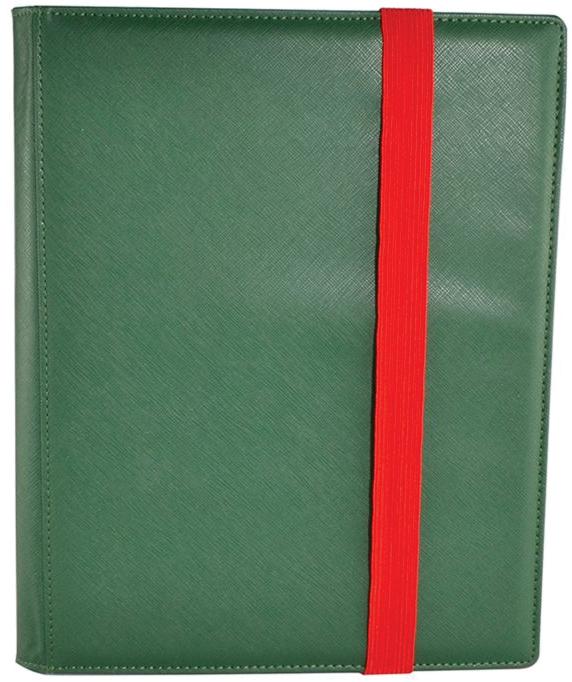 Proline Portfolio 9: Green Box Front