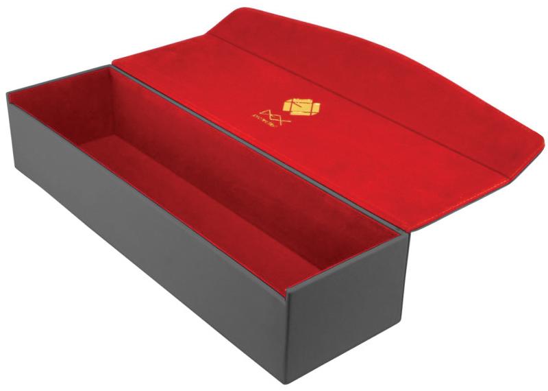 Supreme One Row Storage Box: Grey Box Front