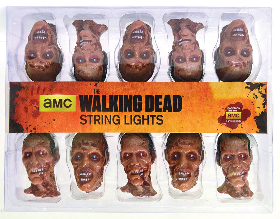 The Walking Dead: Walker String Lights Box Front