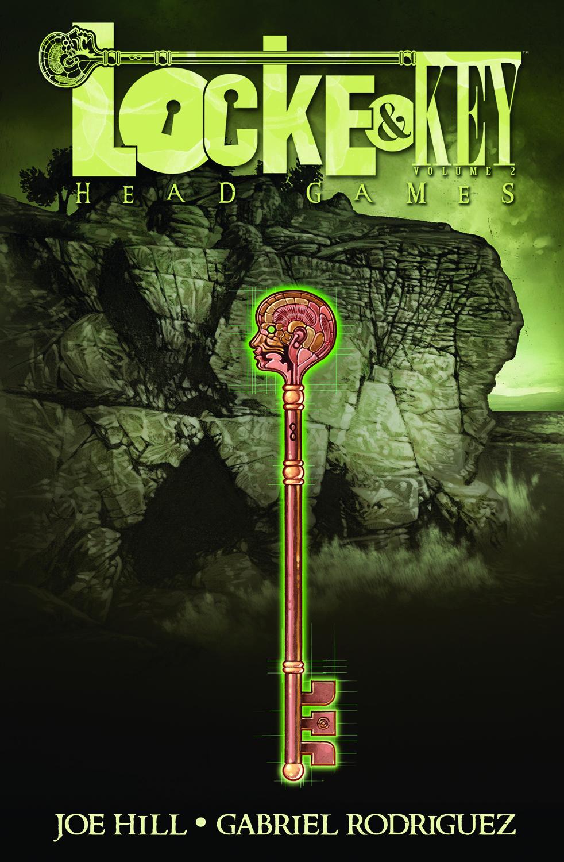 Locke & Key Head Games Trade Paperback Volume 02