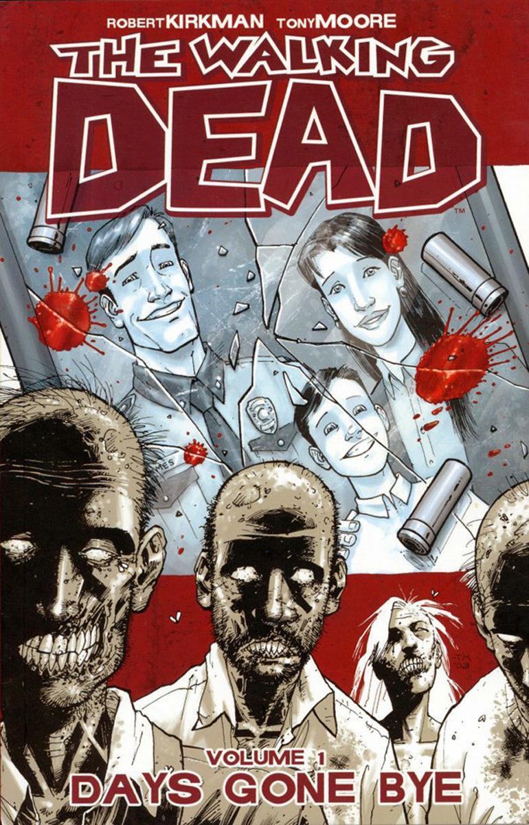 Walking Dead Trade Paperback Days Gone Bye Volume 01