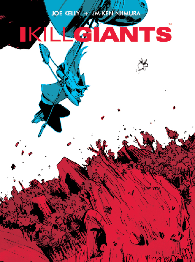 I Kill Giants Fifth Anniversary Edition Trade Paperback