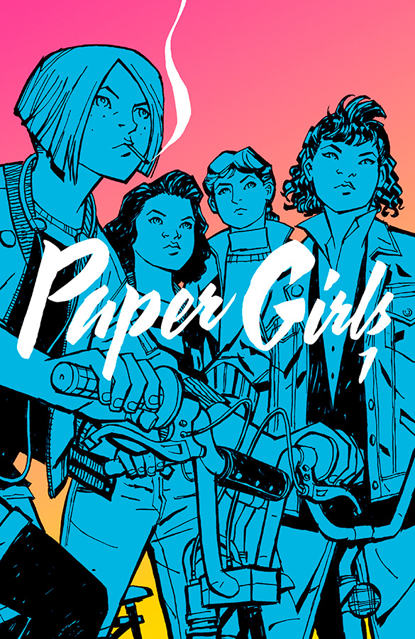 Paper Girls Trade Paperback Volume 01