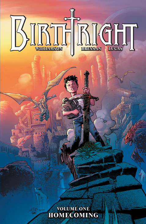 Birthright Homecoming Trade Paperback Volume 01