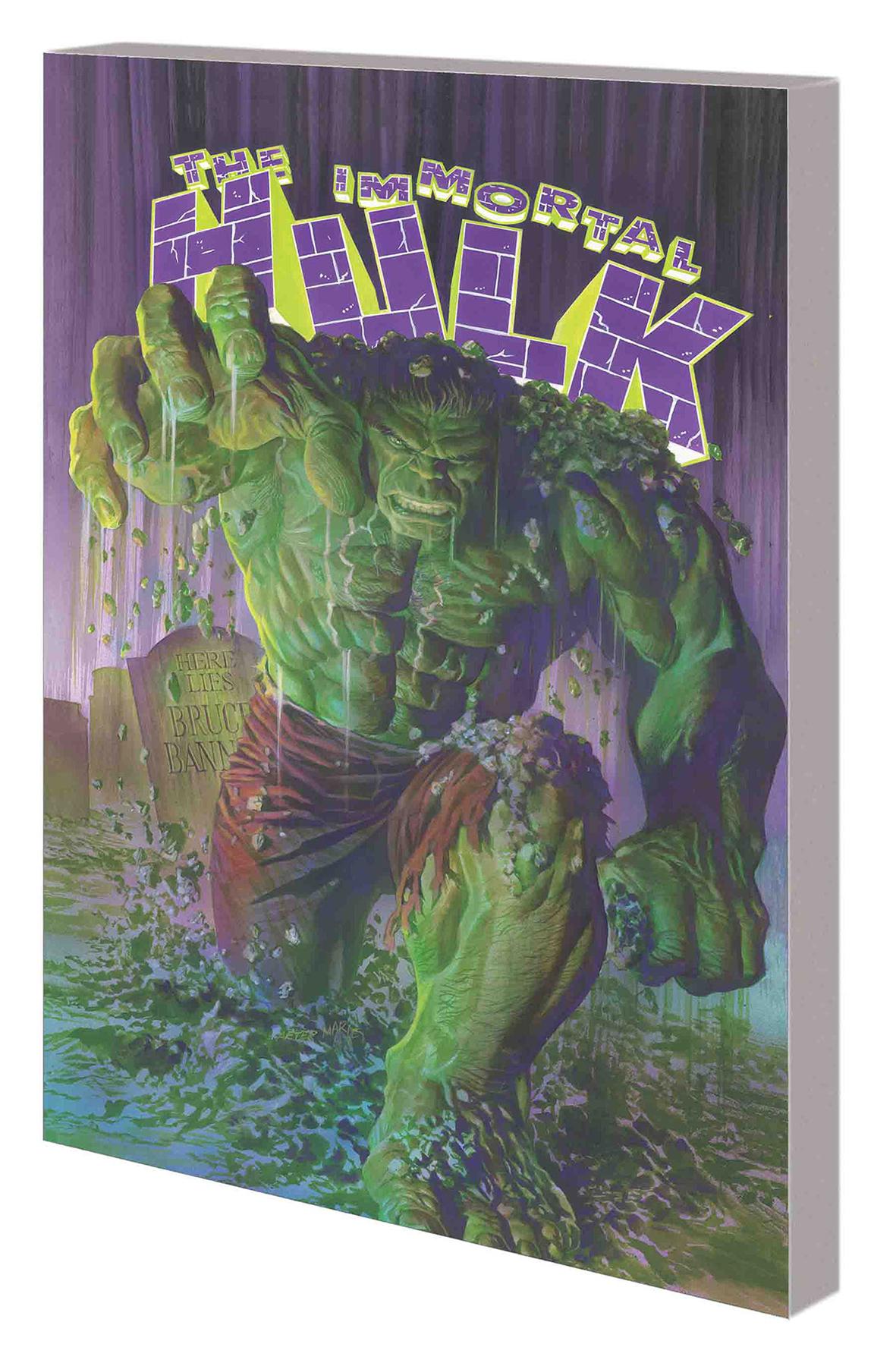 Immortal Hulk Or Is He Both Trade Paperback Volume 01