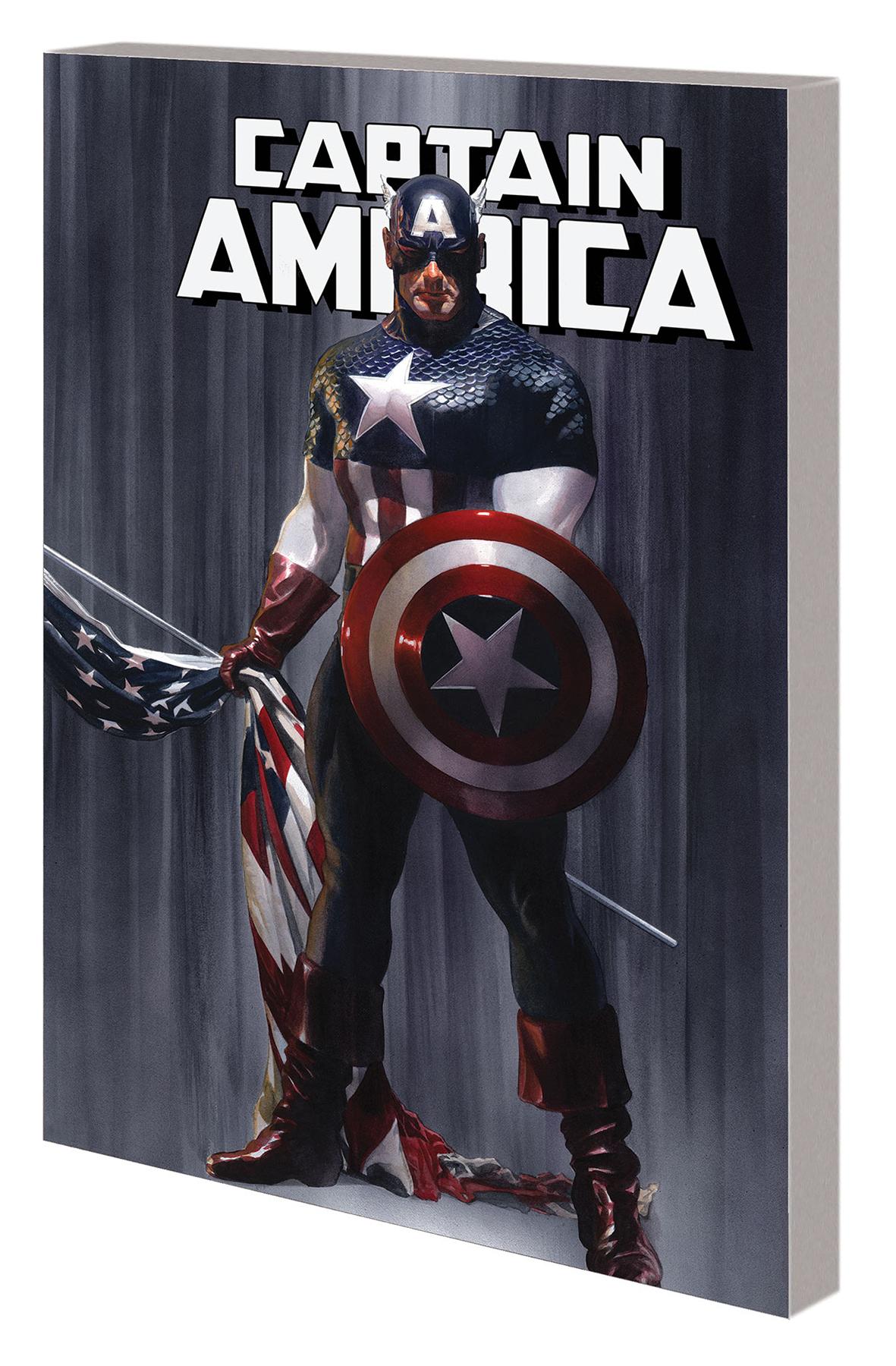 Captain America Winter In America Trade Paperback Volume 01