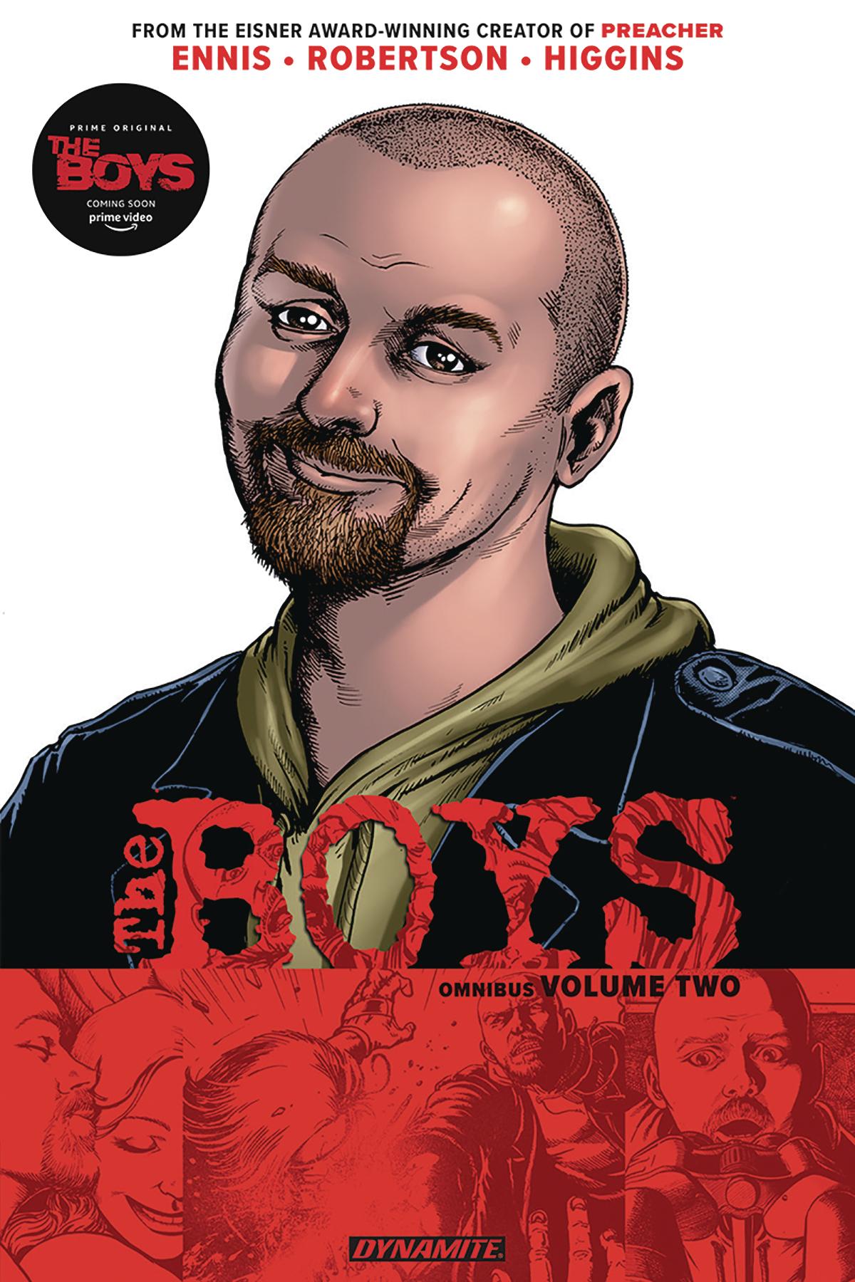 Boys Omnibus Trade Paperback Volume 02 (mr)