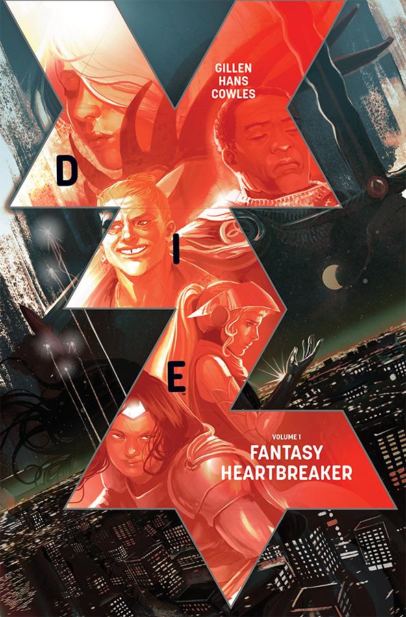 Die Trade Fantasy Heartbreaker Paperback Volume 01