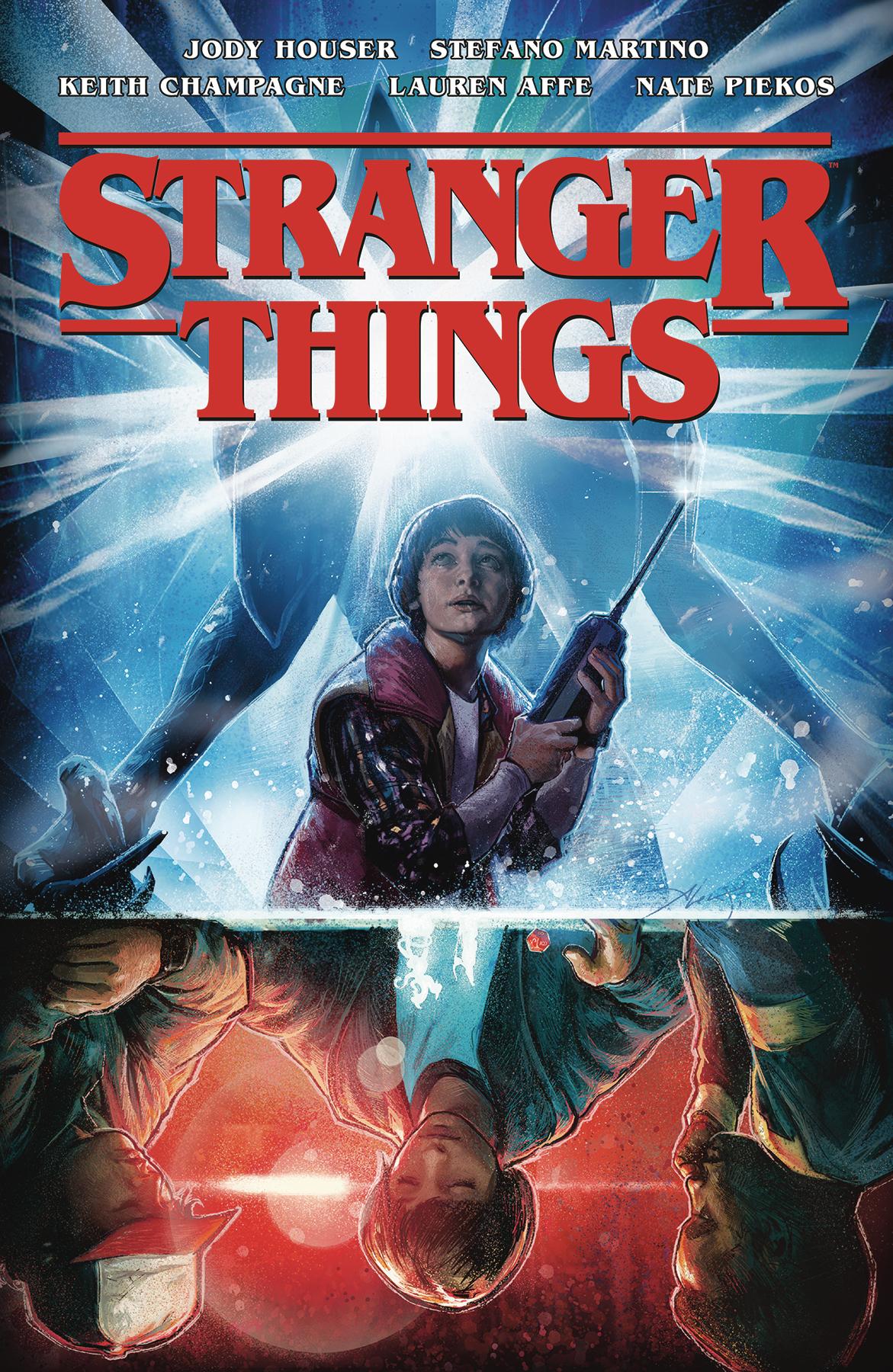 Stranger Things Other Side Trade Paperback Volume 01