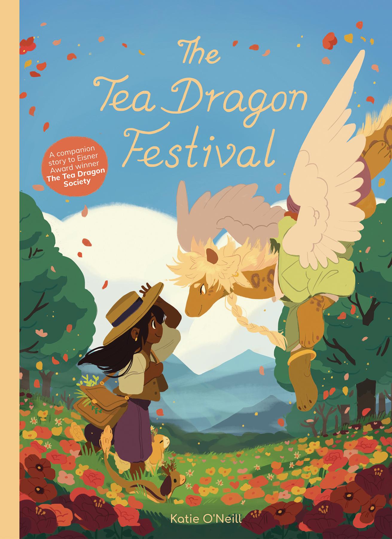 Tea Dragon Festival Hardcover
