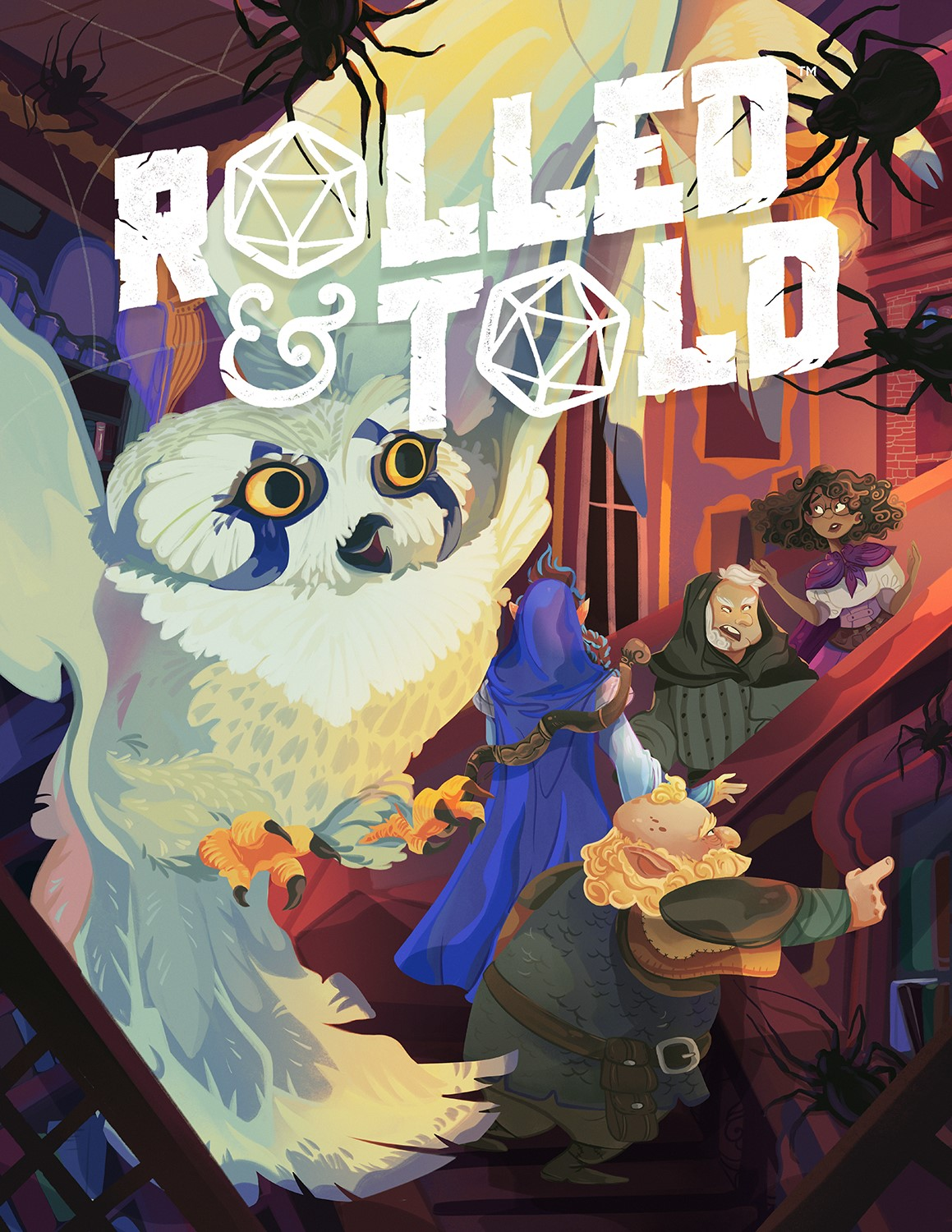 Rolled & Told Magazine #12 (august)