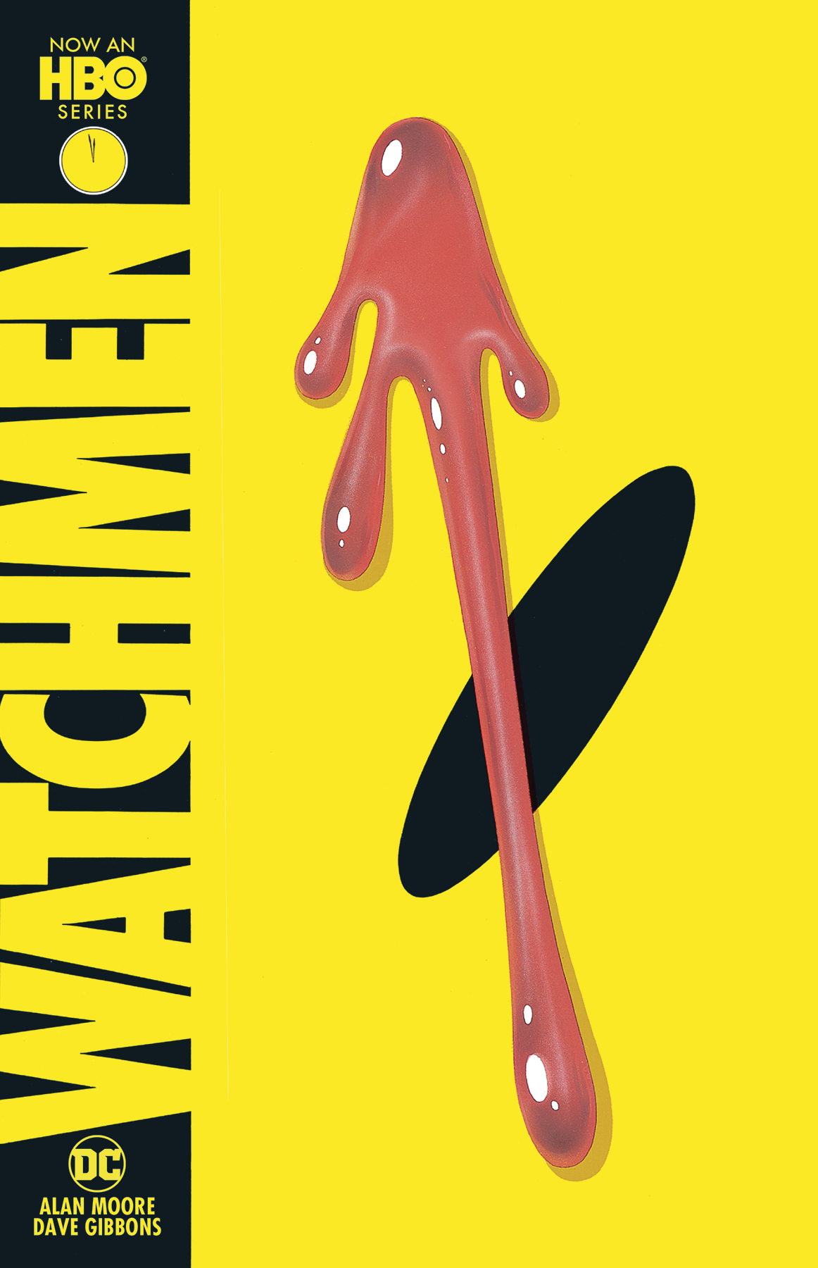 Watchmen Trade Paperback New Edition