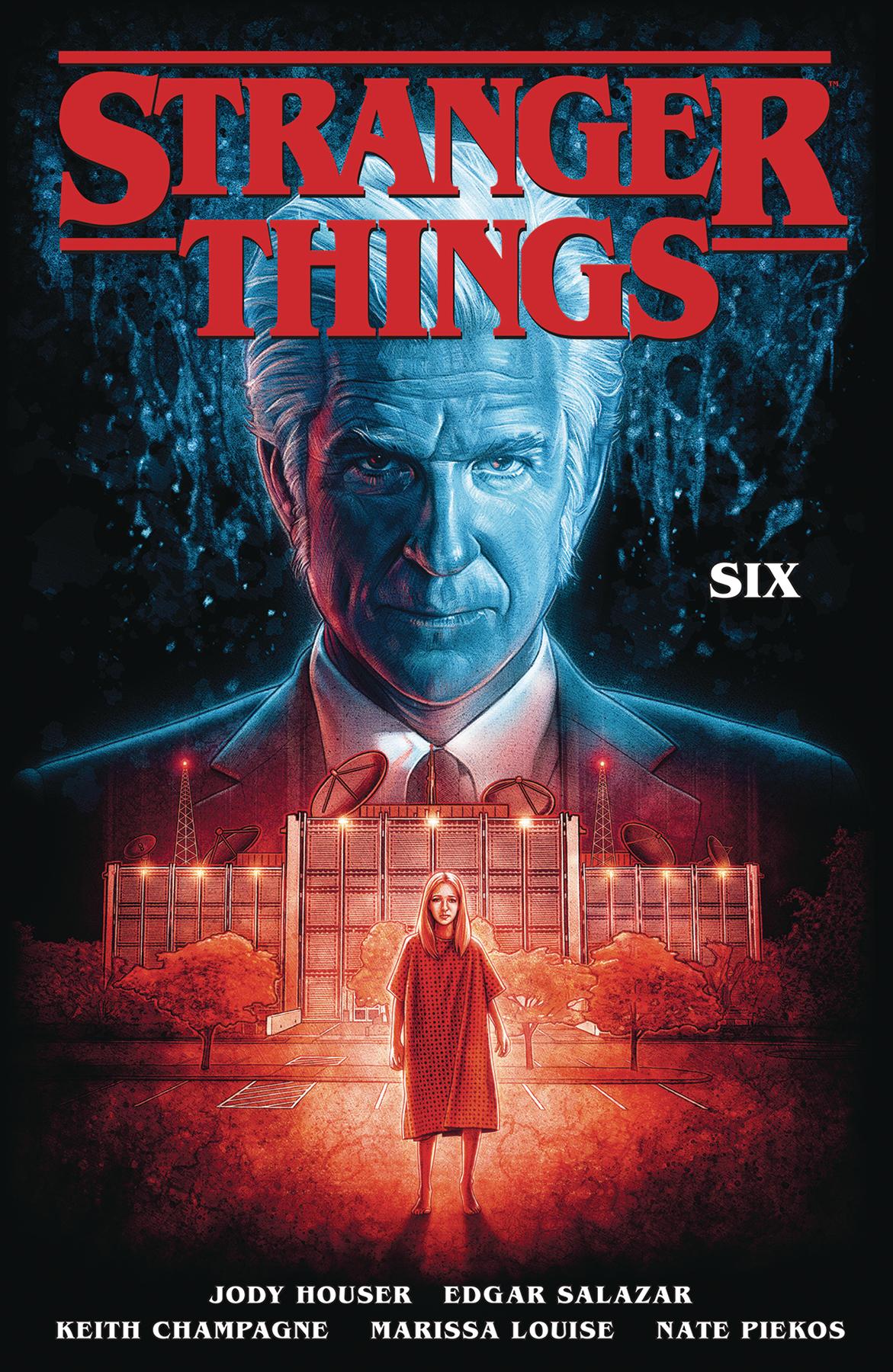 Stranger Things Six Trade Paperback Volume 02