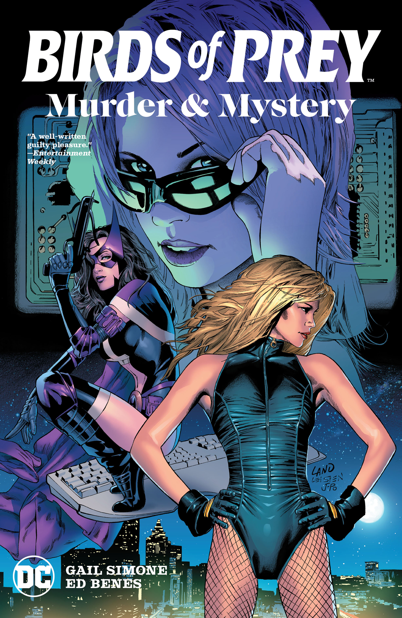 Birds Of Prey Murder And Mystery Trade Paperback