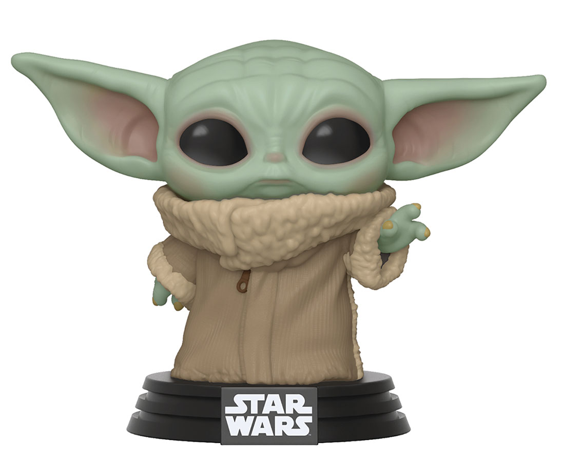Pop! Star Wars Mandalorian The Child Vinyl Figure
