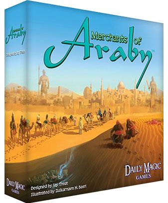 Merchants Of Araby Box Front