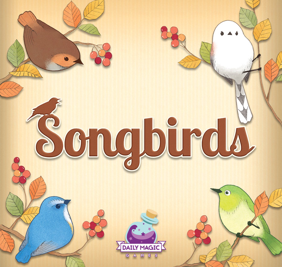 Songbirds Game Box