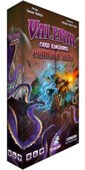 Valeria Card Kingdoms: Crimson Seas