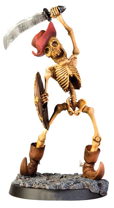 Small World: Figurine - Skeleton Box Front