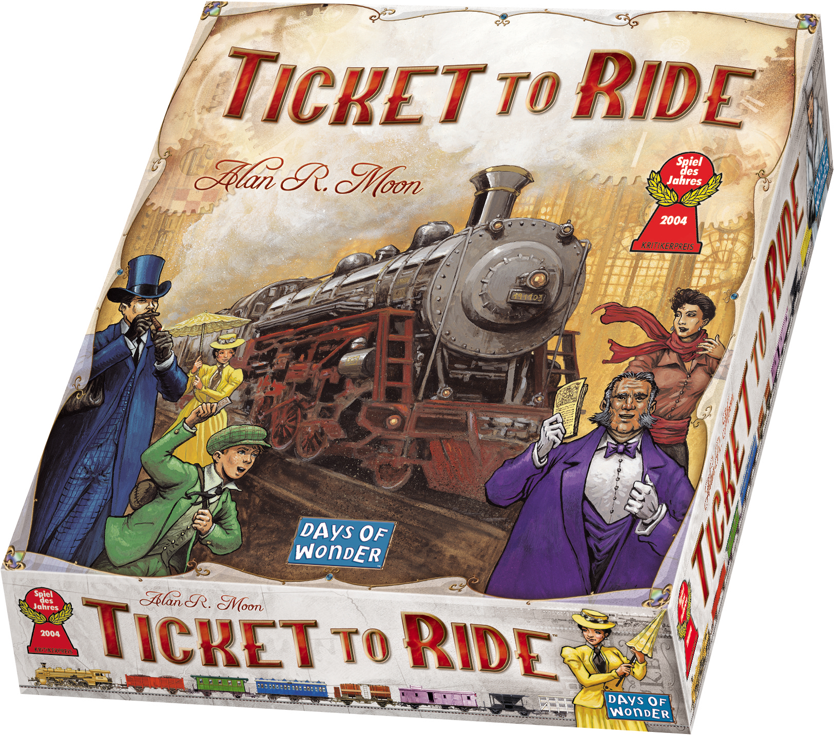 Ticket To Ride: Demo Copy