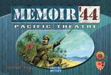 Memoir 44: Pacific Theater Expansion Box Front