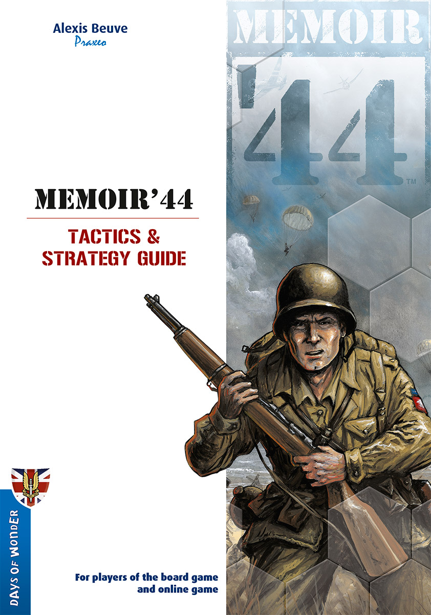 Memoir 44: Tactics And Strategy Guide Box Front