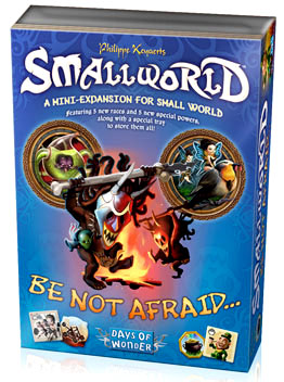 Small World: Be Not Afraid Expansion Box Front
