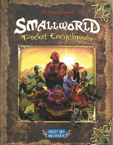 Small World: Pocket Encyclopedia Box Front