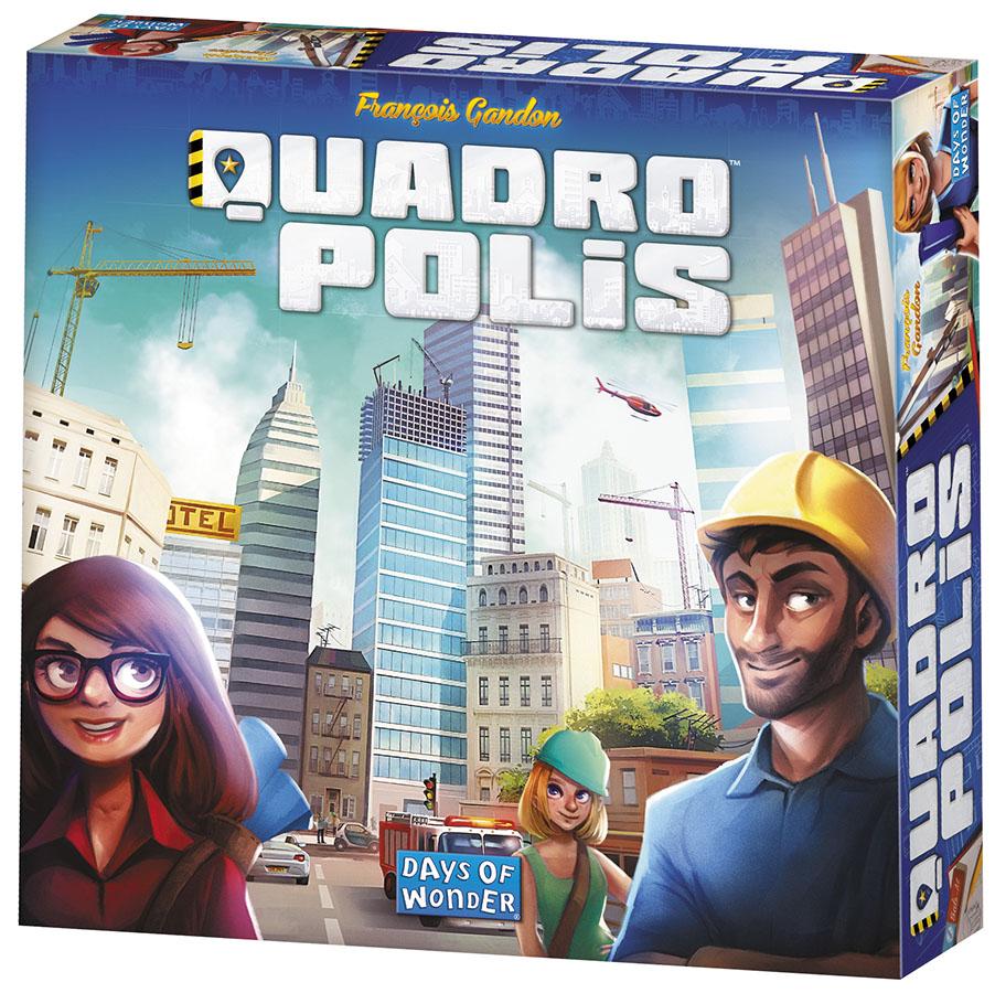 Quadropolis Box Front